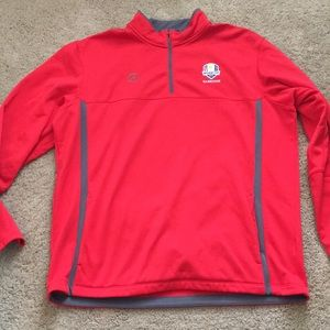 Ryder Cup Therma Fit fleece pullover